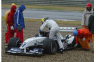Nico Rosberg Williams Test 2004