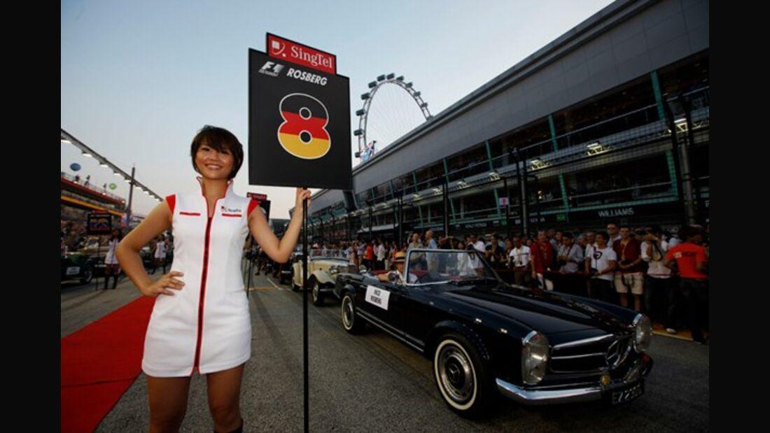 Nico Rosberg Zoom Charity Foto 2012