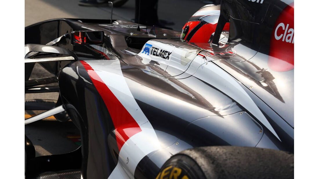NicoHülkenberg - Formel 1 - GP China -12. April 2013