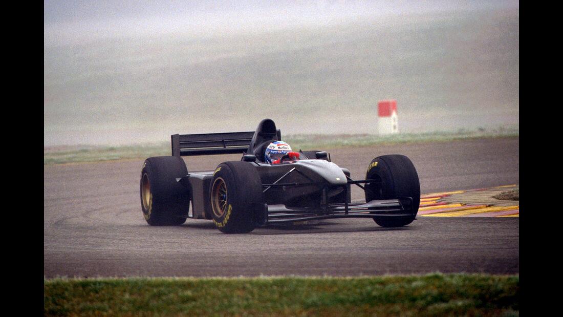 Nicola Larini - Ferrari F300 - F1-Test - 1997