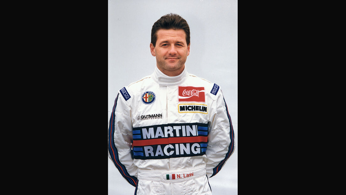 Nicola Larini, Sieger Eifelrennen 1993