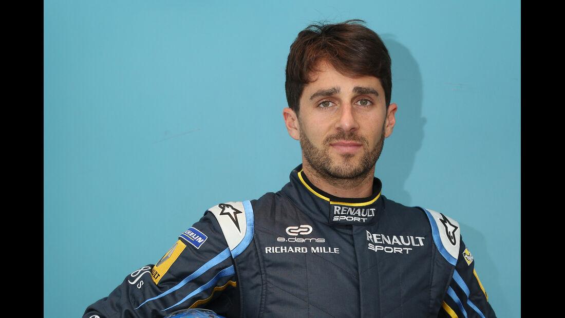 Nicolas Prost - Formel E 2014