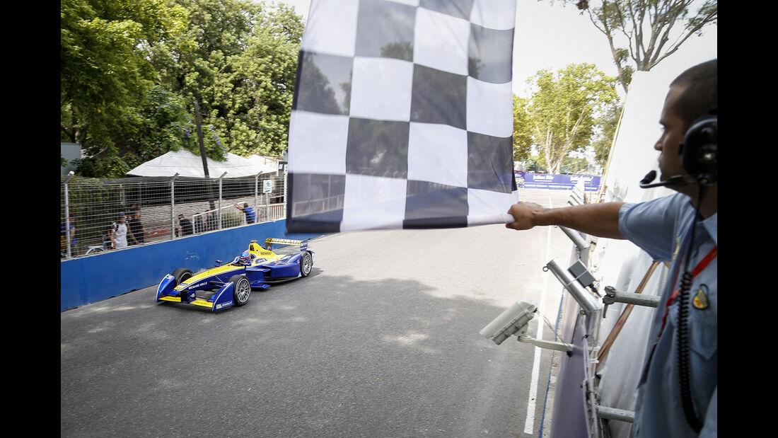Nicolas Prost - Formel E - Argentinien - 2016