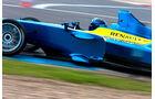 Nicolas Prost - Formel E-Test - Donington - 07/2014