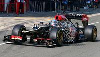 Nicolas Prost - Lotus - Young Driver Test - Silverstone - 17. Juli 2013