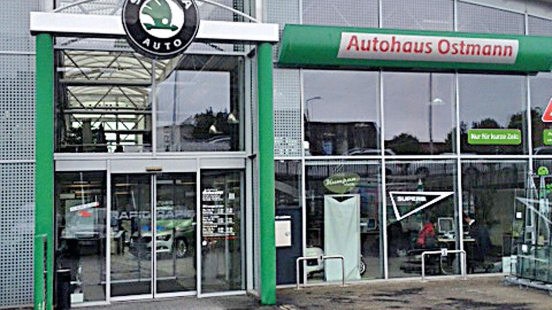 Niestetal, Autohaus Ostmann GmbH & Co. KG