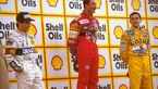 Nigel Mansell - Nelson Piquet - Ayrton Senna - GP England 1987