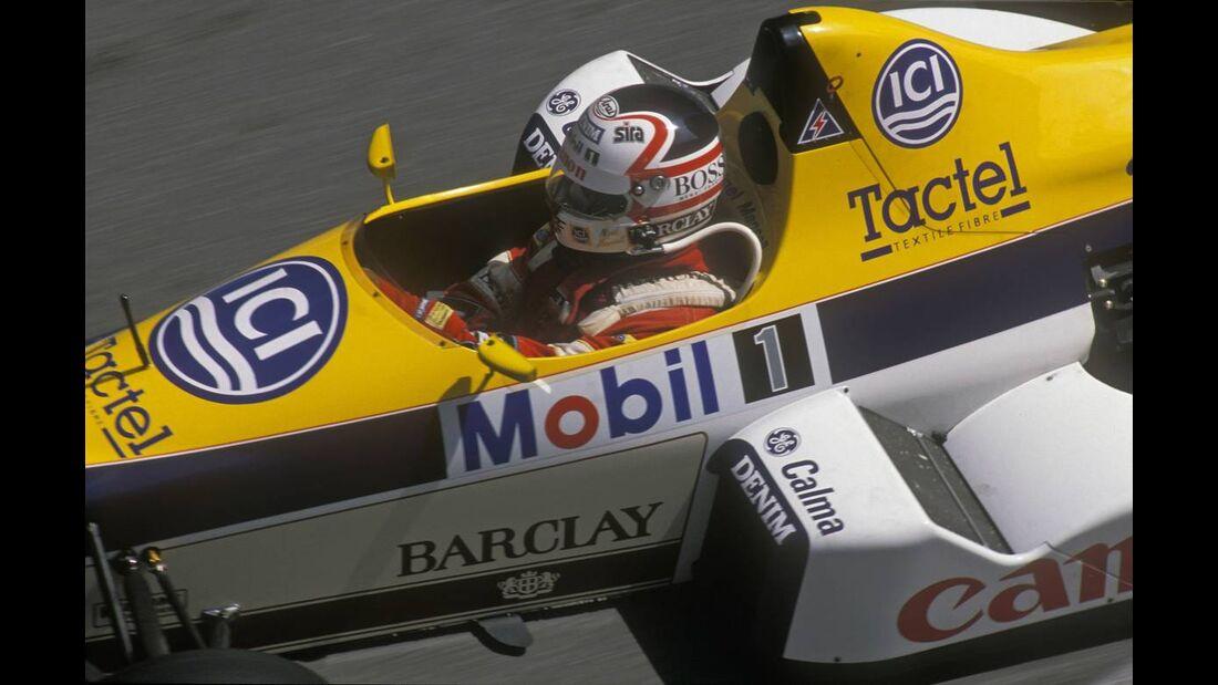 Nigel Mansell Williams FW12 1988