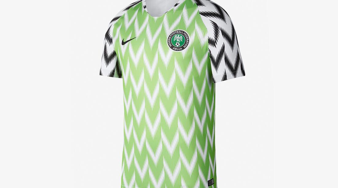 Nigeria - F1-Autos - Fußball-WM 2018