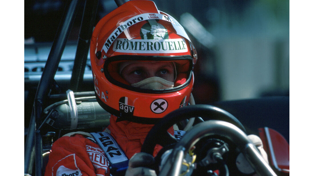 Niki Lauda 1976