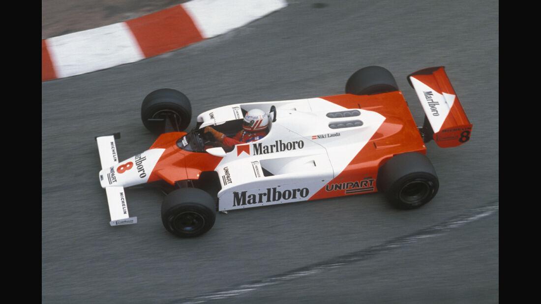 Niki Lauda 1982