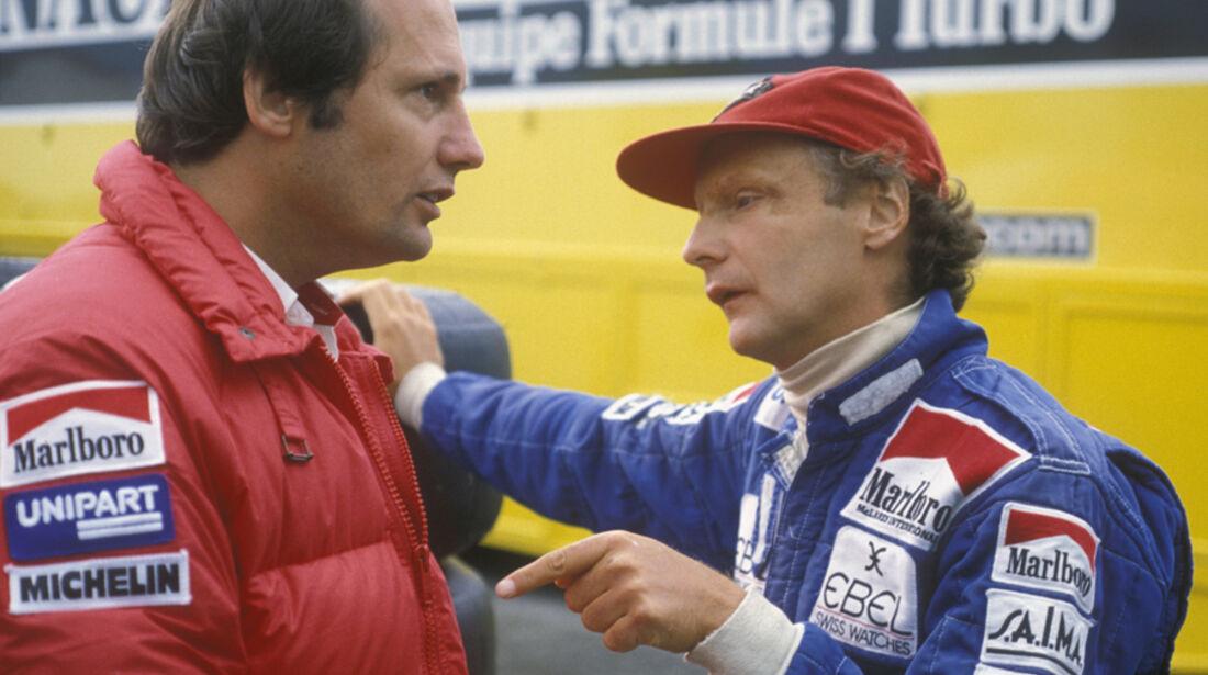 Niki Lauda 1983 McLaren