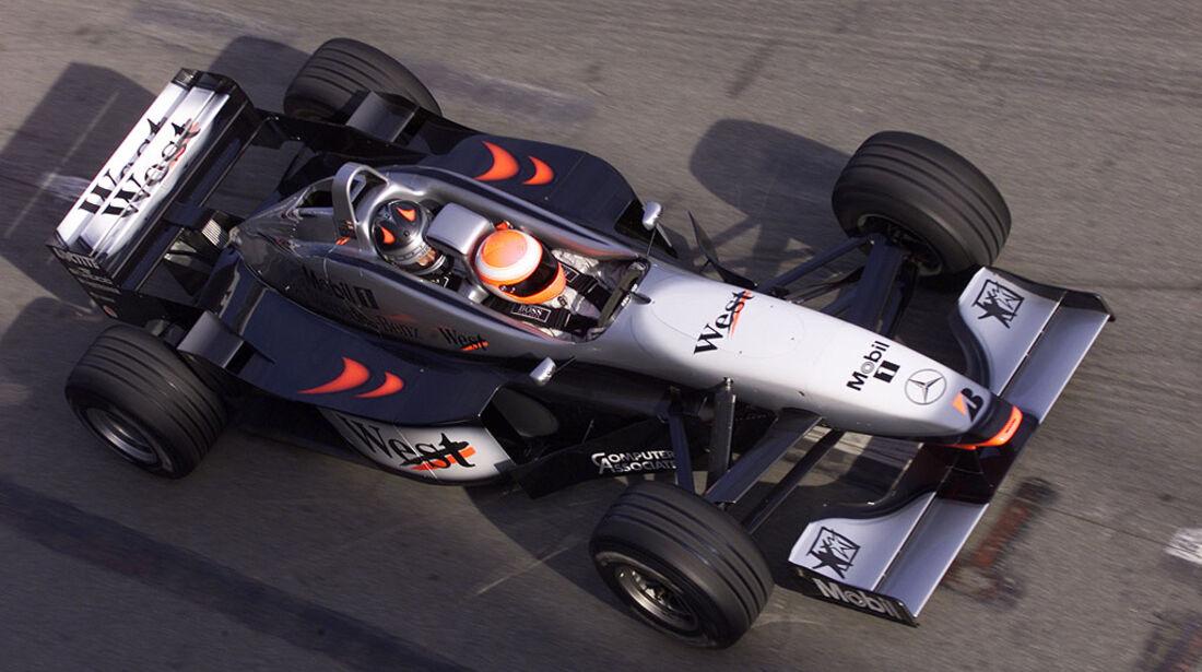 Niki Lauda 1999