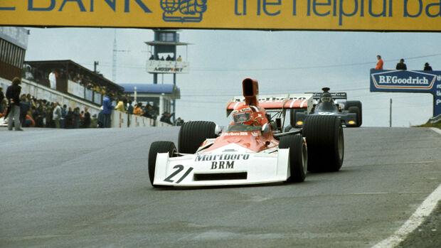 Niki Lauda - BRM P160 - GP Kanada 1973 - Mosport Park