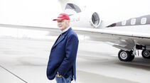 Niki Lauda - Bombardier Global 6000