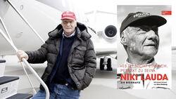 Niki Lauda - F1 - Buch - Maurice Hamilton