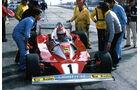 Niki Lauda - F1 - GP Deutschland 1976 - Nürburgring