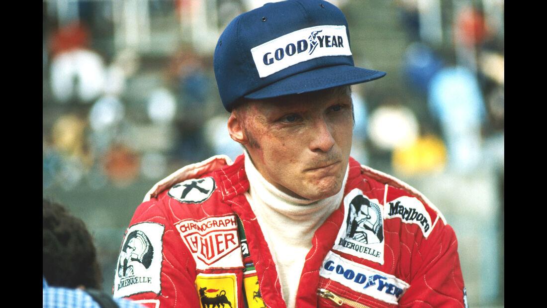 Niki Lauda - Ferrari - Monza 1976