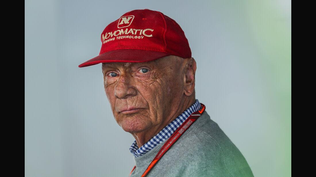 Niki Lauda - Formel 1 - 2017