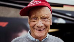 Niki Lauda - Formel 1 2018