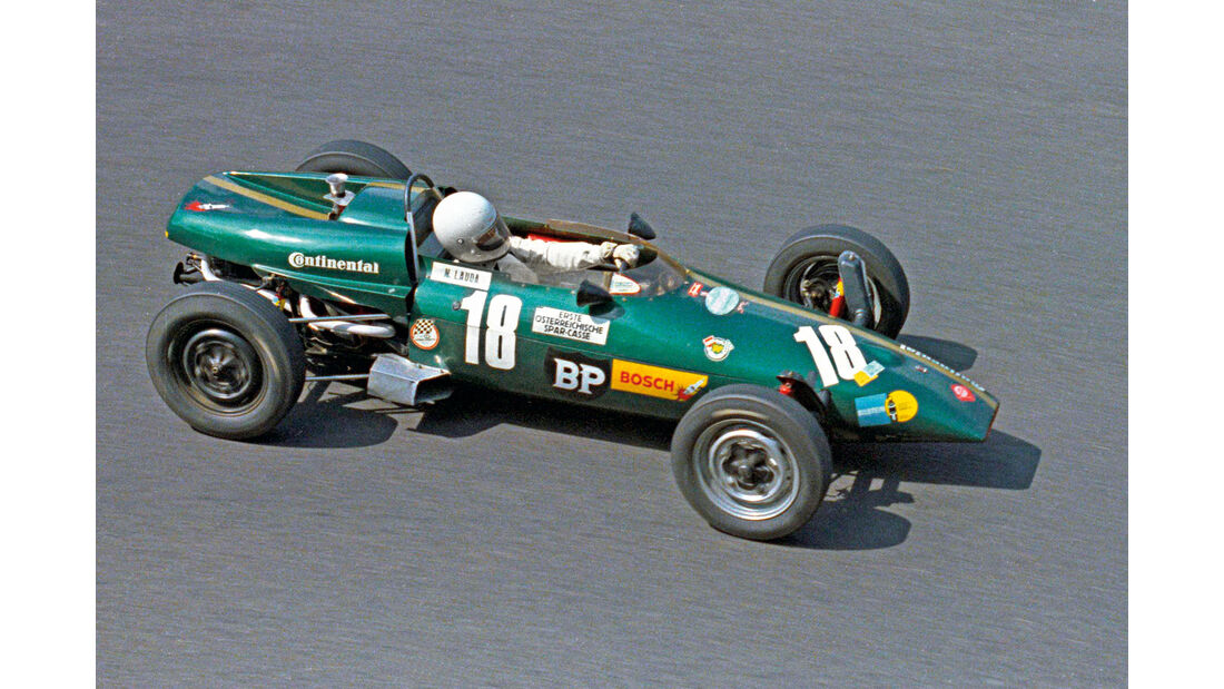 Niki Lauda - Formel Vau - Kaimann