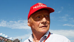 Niki Lauda - GP Australien 2017