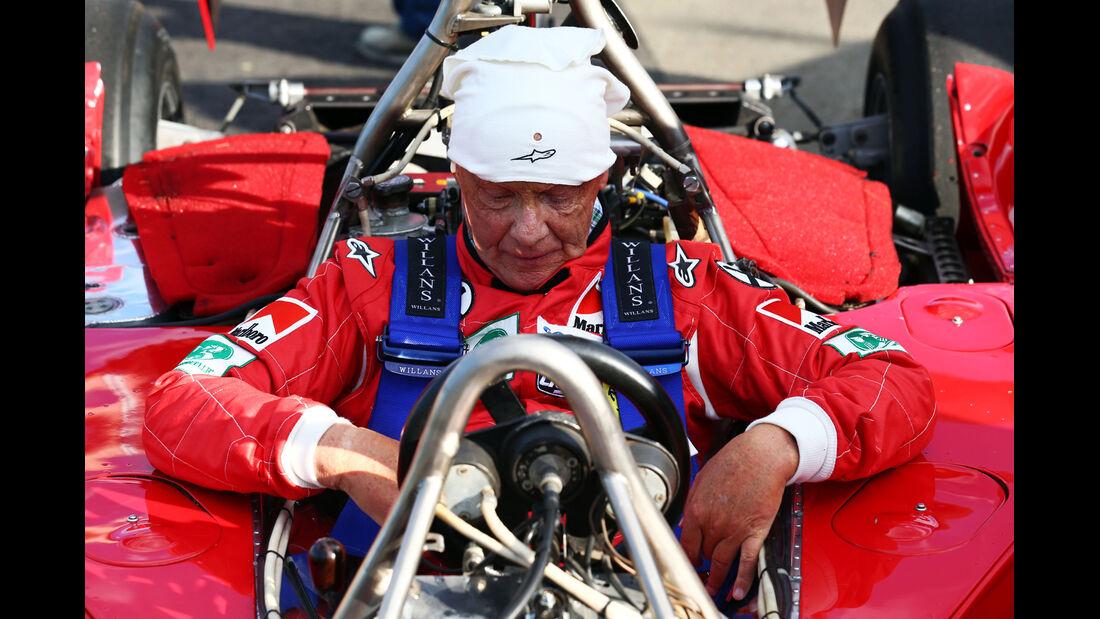 Niki Lauda - GP Legenden - Formel 1 - GP Österreich - Spielberg - 21. Juni 2014