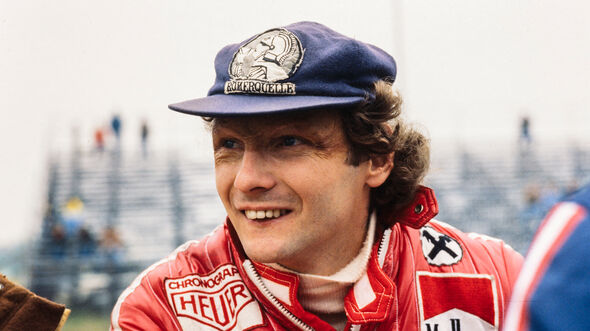 Niki Lauda - GP USA 1977