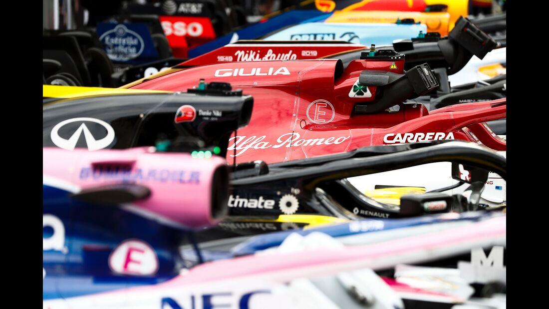 Niki Lauda Gedenken - Formel 1 - GP Monaco - 26. Mai 2019