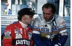 Niki Lauda - Jochen Mass - GP Monaco 1982
