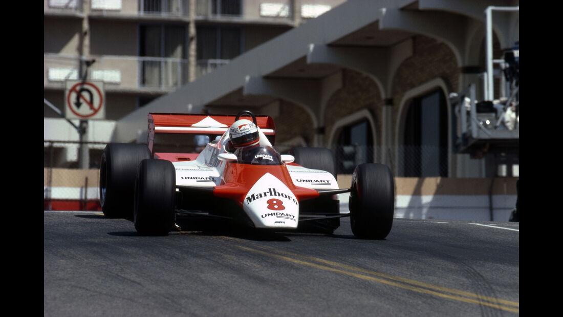 Niki Lauda - McLaren MP4-1B - Long Beach 1982
