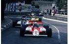 Niki Lauda Nelson Piquet 1982