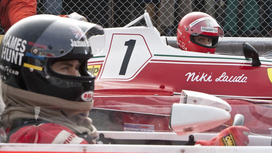 Niki Lauda - Rush Film Movie 2013