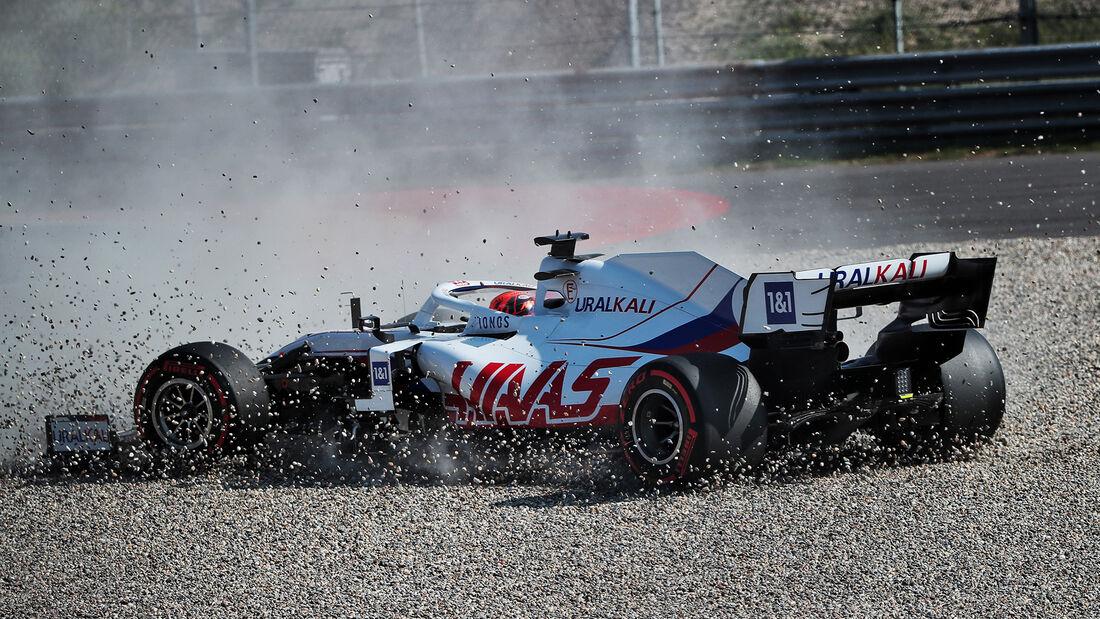 Nikita Mazepin - Formel 1 - GP Niederlande - Zandvoort - 2021