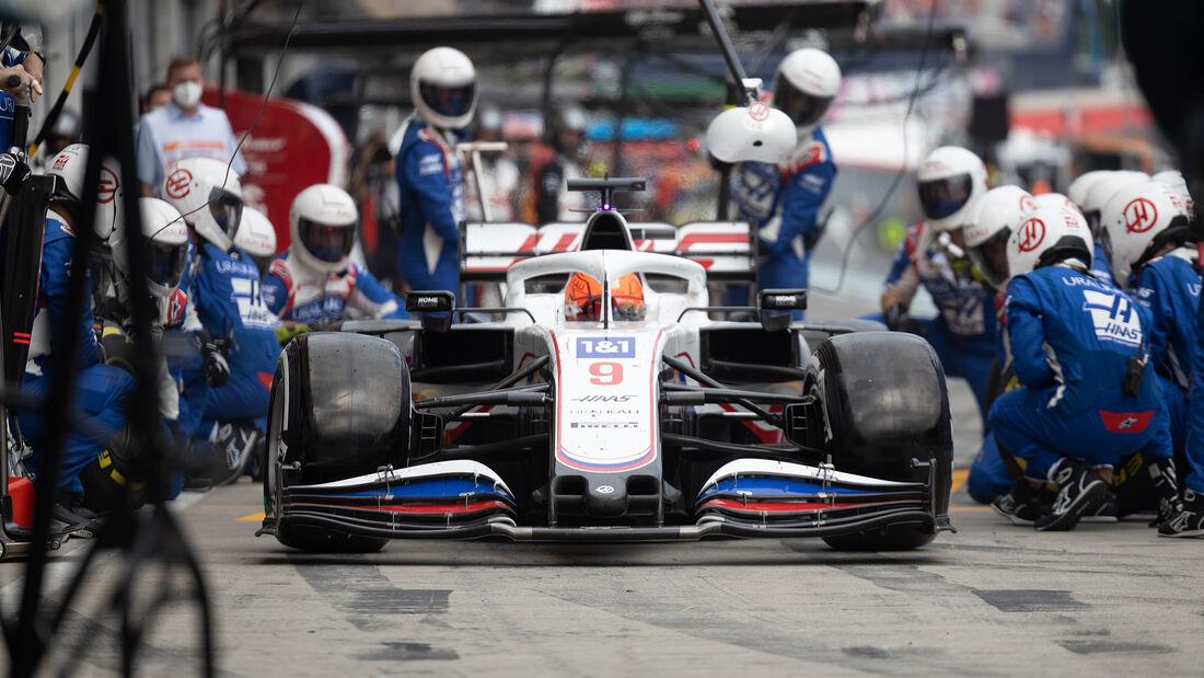 Nikita Mazepin - Formel 1 - GP Österreich 2021