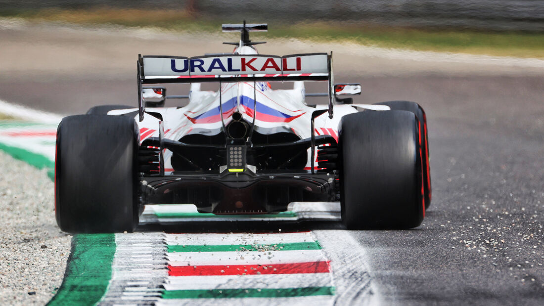 Nikita Mazepin - Formel 1 - Monza - GP Italien 2021