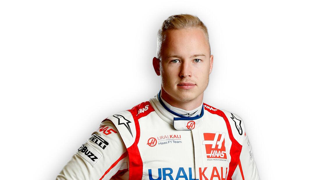 Nikita Mazepin - Formel 1 - Porträt - 2021