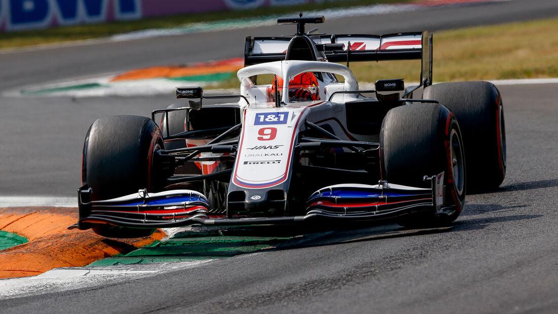 Nikita Mazepin - GP Italien - Monza - 2021