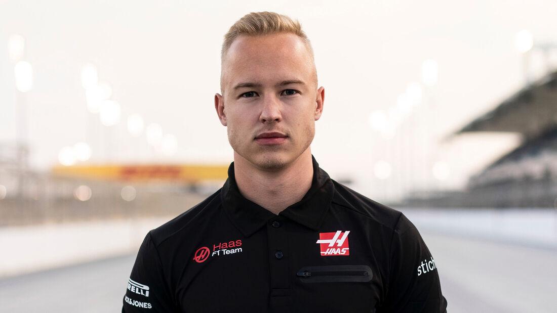 Nikita Mazepin - Haas - F1 - Formel 1