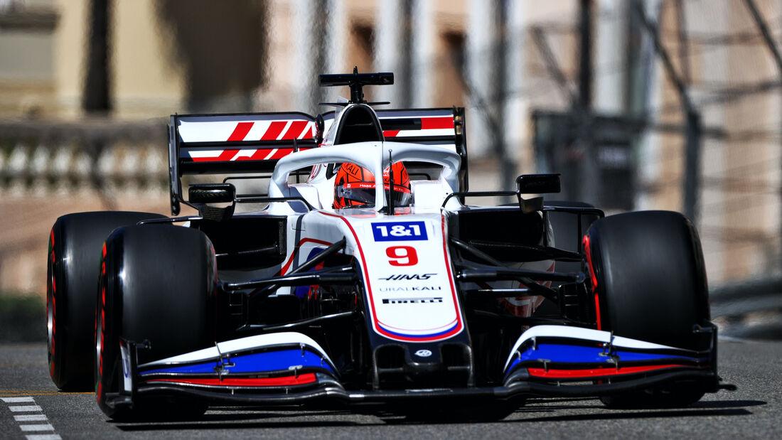 Nikita Mazepin - Haas F1 - Formel 1 - GP Monaco - 20. Mai 2021