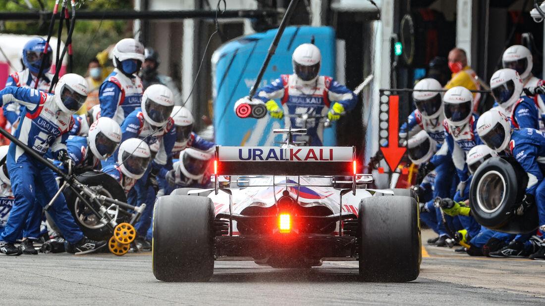 Nikita Mazepin - Haas F1 - Formel 1 - GP Monaco 2021