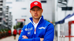 Nikita Mazepin - Haas - Formel 1 - 2021