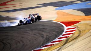 Nikita Mazepin - Haas - Formel 1 - GP Bahrain - Qualifying - Samstag - 27.3.2021