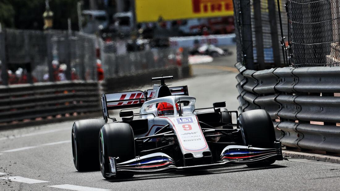 Nikita Mazepin - Haas - Formel 1 - GP Monaco - 23. Mai 2021