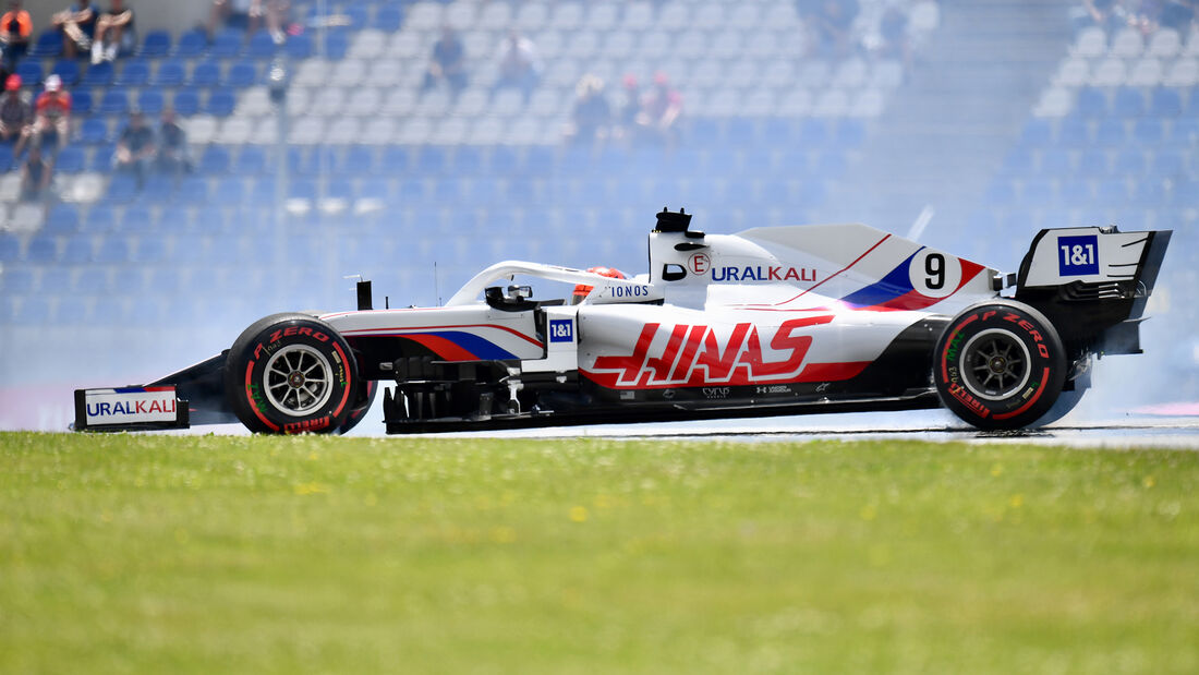 Nikita Mazepin - Haas - Formel 1 - GP Steiermark - 26. Juni 2021