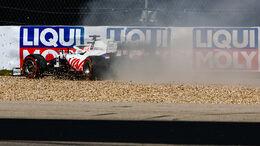 Nikita Mazepin - Haas - Formel 1 - GP USA - Austin - Freitag - 22.10.2021