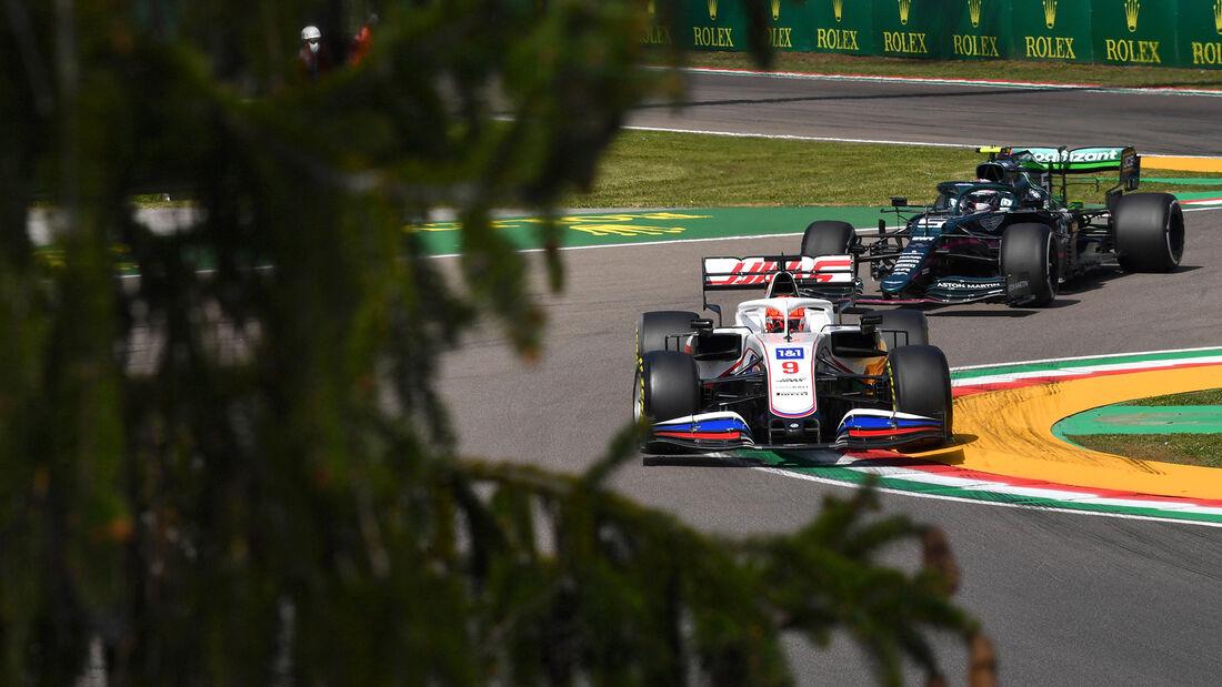 Nikita Mazepin - Haas - Formel 1 - Imola - GP Emilia-Romagna - 16. April 2021