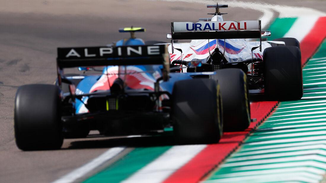Nikita Mazepin - Haas - Formel 1 - Imola - GP Emilia Romagna - 16. April 2021