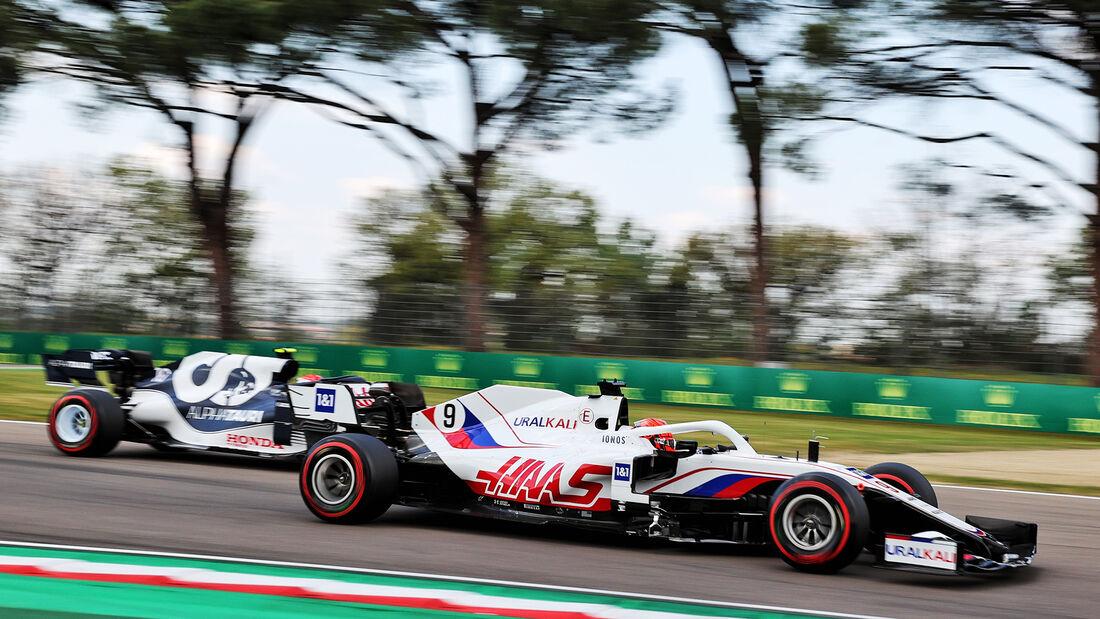 Nikita Mazepin - Haas - Imola - Formel 1 - GP Emilia Romagna - 17. April 2021