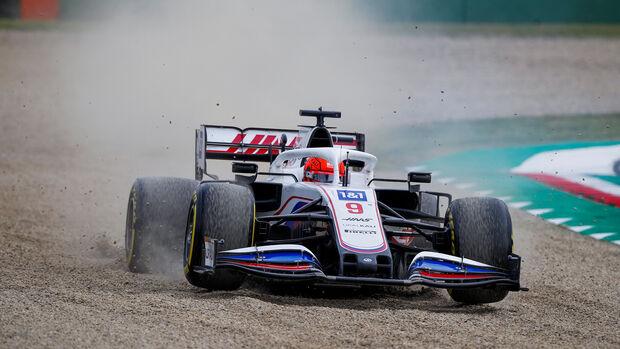 Nikita Mazepin - Imola - Formel 1 - GP Emilia Romagna - 2021